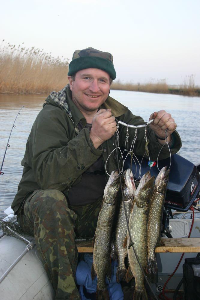 Рыбалка на канале караколь