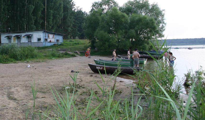 можайский район рыболовные базы